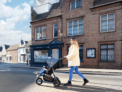 WIN: Out 'n' About's new pushchair sweepstakes