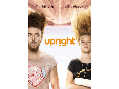 WIN Upright ON DVD sweepstakes