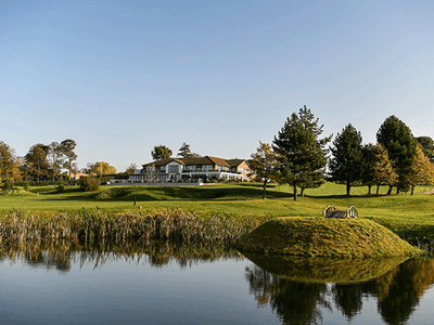 Win One night in the Boutique hotel for two, including Dinner, Bed & Breakfast with 2 rounds of golf  sweepstakes