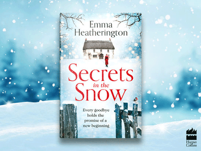 WIn a Paperback copy of Secrets in the Snow  sweepstakes