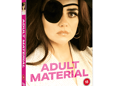 Win Channel 4's eye-popping new drama Adult Material on DVD sweepstakes