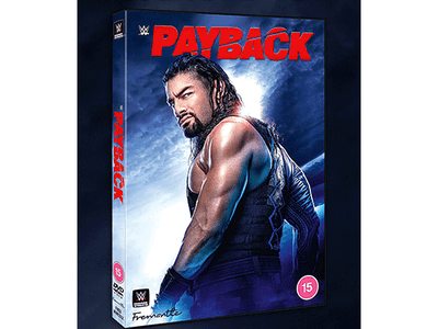 To Celebrate the DVD release of WWE: Playback 2020  we are giving away DVD copieses sweepstakes
