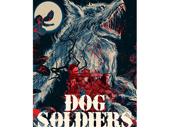 To celebrate the 4K Digital release of DOG SOLDIERS, we're giving away five iTunes vouchers. sweepstakes