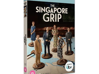 Win The Singapore Grip on DVD sweepstakes