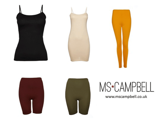 Win a luxury fashion treat with Ms Campbell styling solutions sweepstakes