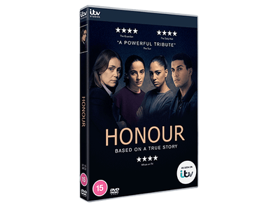 Win Honour on DVD sweepstakes