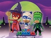 It's time to be a hero and have a SUPER Halloween at home with the PJ Masks!  sweepstakes