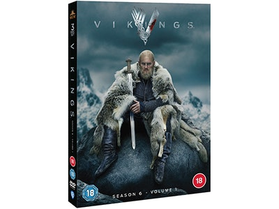 WIN SEASONS 1-5 AND SEASON 6 VOL.1 OF VIKINGS ON DVD sweepstakes