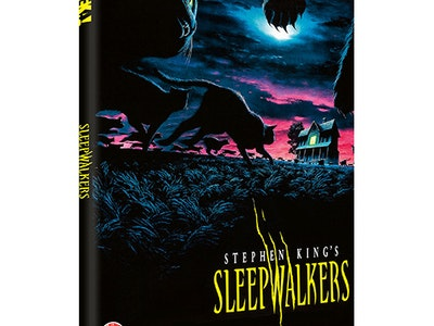 Win a Blu-ray copy of SLEEPWALKERS, Stephen King's supernatural, psychic vampire thriller sweepstakes