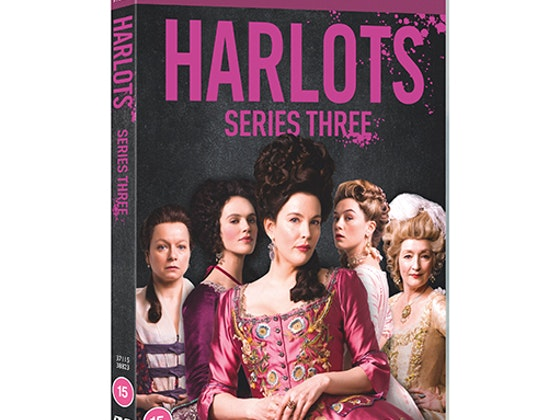 Win Harlots Series 3 on DVD sweepstakes