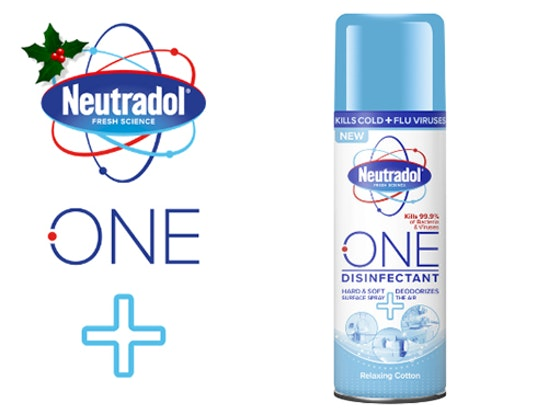 WIN A CHEESE & WINE HAMPER WITH NEUTRADOL ONE DISINFECTANT! sweepstakes