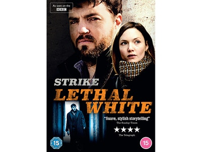 Win Strike – Lethal White on DVD sweepstakes