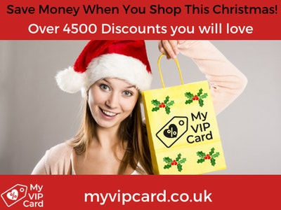 Win a My VIP Card Annual Membership sweepstakes
