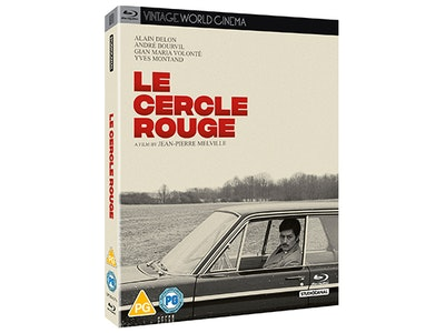 Win LE CERCLE ROUGE on Blu-Ray sweepstakes