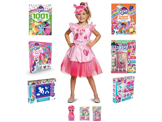We've got two bundles of My Little Pony goodies to give away to your little one and a friend!tle Pony goodies to give away to your little one and a friend! sweepstakes