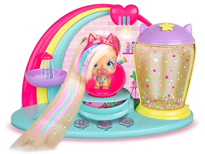 We are giving 10 lucky people the chance to win their very own VIP Pets Hair Salon playset from IMC Toys! sweepstakes