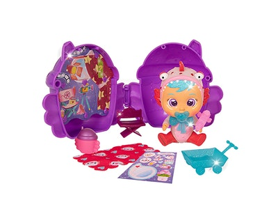 We are offering ten lucky readers the chance to win a bundle of Cry Babies Magic Tears toys!  sweepstakes