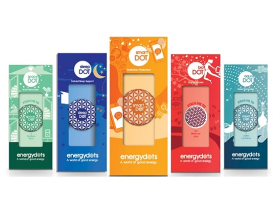 WIN AN ENERGY BOOSTING WELLNESS BUNDLE WORTH £165 FROM WWW.ENERGYDOTS.CO.UK sweepstakes