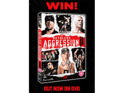 To Celebrate the DVD release of WWE: Ruthless Aggression Vol. 1 we are giving away DVD copies sweepstakes