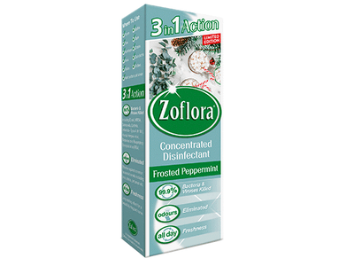 Zoflora Launches NEW Candy Cane Inspired Fragrance! sweepstakes