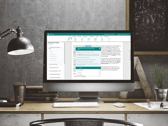 Win a lifetimes membership with ProWritingAid! sweepstakes