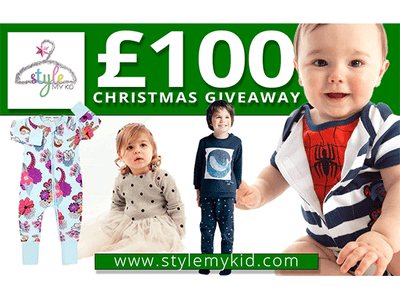 Style My Kid Christmas Gift Giveaway sweepstakes