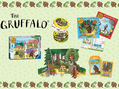 Win a Fantastic Bundle of Gruffalo Goodies!  sweepstakes