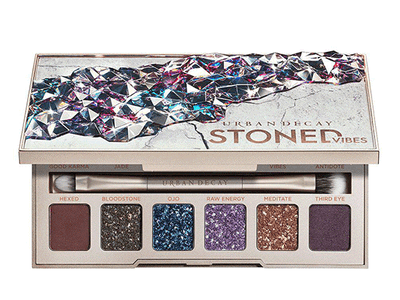WIN 1 OF 3 URBAN DECAY STONED VIBES EYESHADOW PALETTES sweepstakes