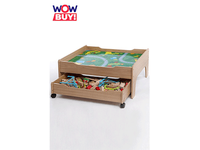 WIN 1 OF 1 Studio Reversible City and Train Table Set sweepstakes