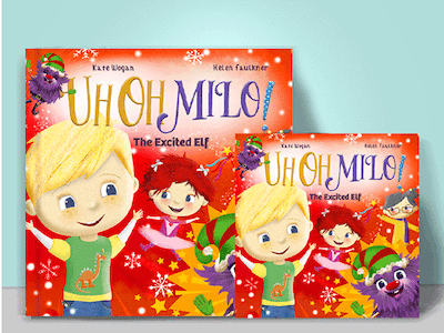 WIN A PERSONALISED UH OH MILO! CHRISTMAS BUNDLE sweepstakes