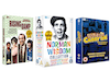 Win a Bundle of Comedy DVDs just in time for Christmas! sweepstakes