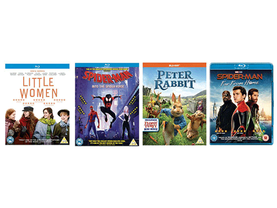 Win A Bundle of Family Films this Christmas for All the Family! sweepstakes