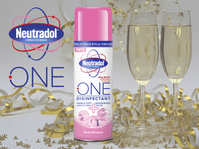 WIN A FIRE TV STICK & NEUTRADOL ONE DISINFECTANT THIS NEW YEAR! sweepstakes
