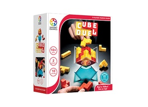 Cube duel packaging