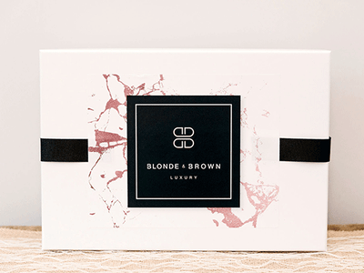 Win a Blonde & Brown Co. Luxury Spa Box sweepstakes