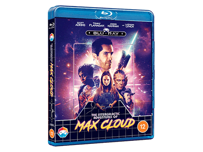 Win THE INTERGALACTIC ADVENTURES OF MAX CLOUD on Blu-Ray sweepstakes