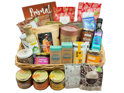 Win a cornucopia of vegan food and products worth over £200 sweepstakes