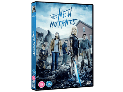 Win The New Mutants on DVD sweepstakes