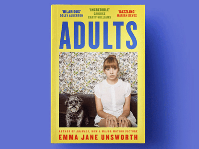 Win a paperback copy of ADULTS sweepstakes