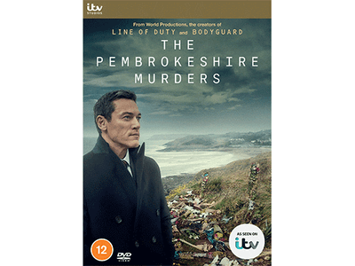 win a copy of THE PEMBROKESHIRE MURDERS on DVD sweepstakes