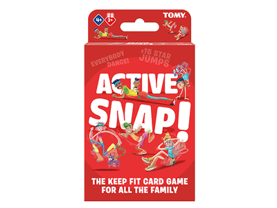 WIN the ultimate New Year games bundle from TOMY Toys sweepstakes