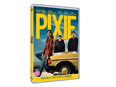 WIN PIXIE ON DVD! sweepstakes