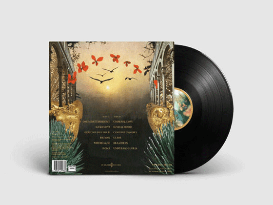 Win a vinyl copy of world-acclaimed Dolche's brand new album 'Exotic Diorama' sweepstakes