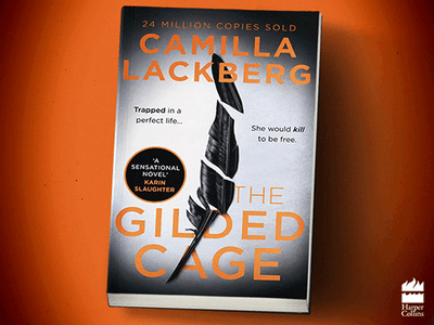 Win a paperback copy of The Gilded Cage  sweepstakes