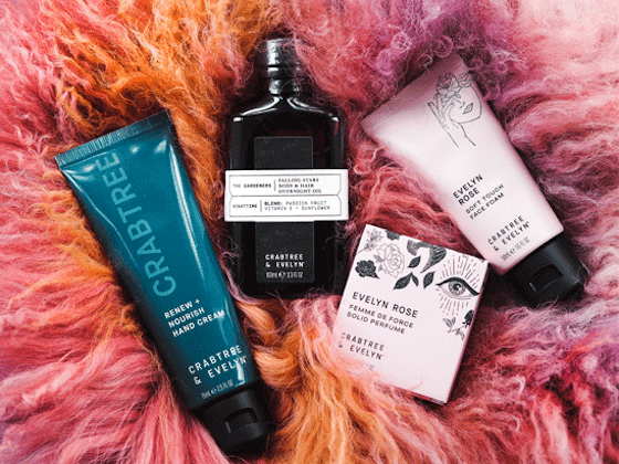 WIN a Time of Your Life beauty box worth over £100! sweepstakes