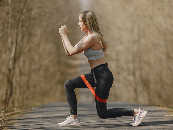 Win a set of 5 Resistance Bands sweepstakes