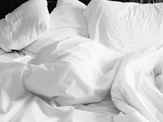 Win a LINENSPA All-Season White Down Alternative Quilted Comforter sweepstakes