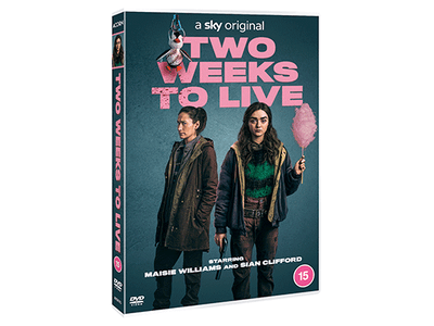 Win Two Weeks To Live DVD sweepstakes