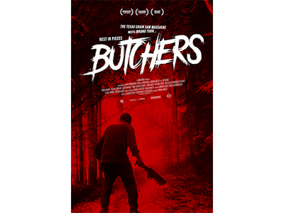 WIN Butchers on DVD sweepstakes