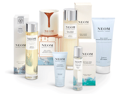 Win a NEOM Luxury Self-Care Pamper Bundle! sweepstakes
